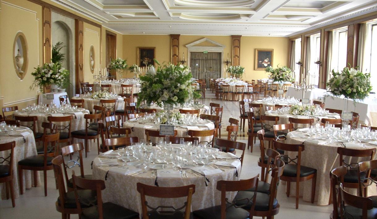 Salão Atlântico Palácio Estoril